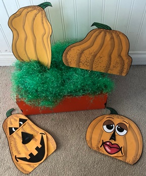 Halloween - Perfect Pumpkin Patch